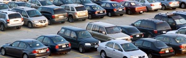 Cruiseport Parking Lot