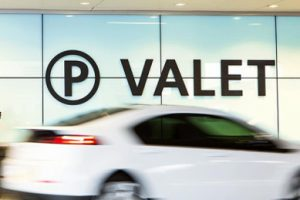 BCEC valet parking